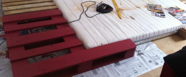 Palettenmobel Welche Werkzeuge Braucht Man Palettenbett Und