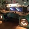 Steampunk-Schreibtisch Aus Paletten, Part 2 - Palettenbett Und