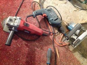 Paletten-Werkzeug: teils Basic, teils optional