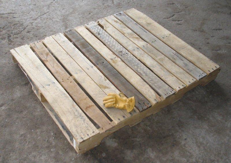 Paletten zu Möbeln: Ökologische und gesundheitliche Aspekte ...