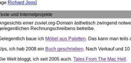 zuviel.org