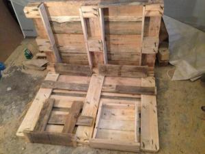 Schublade und nicht ausreichendes Rohmaterial