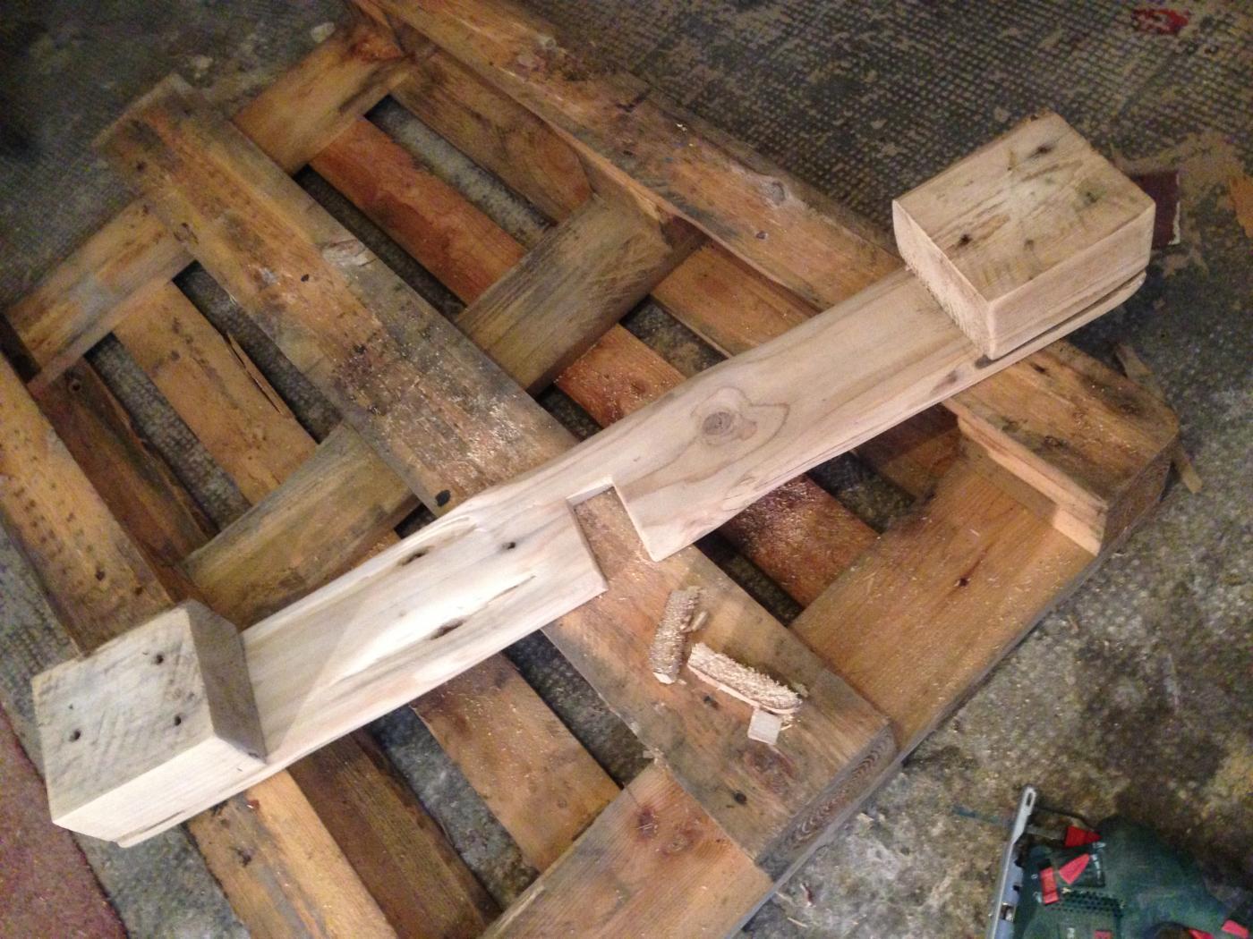 Grilltisch Aus Palettenholz Palettenbett Und Palettenmobel