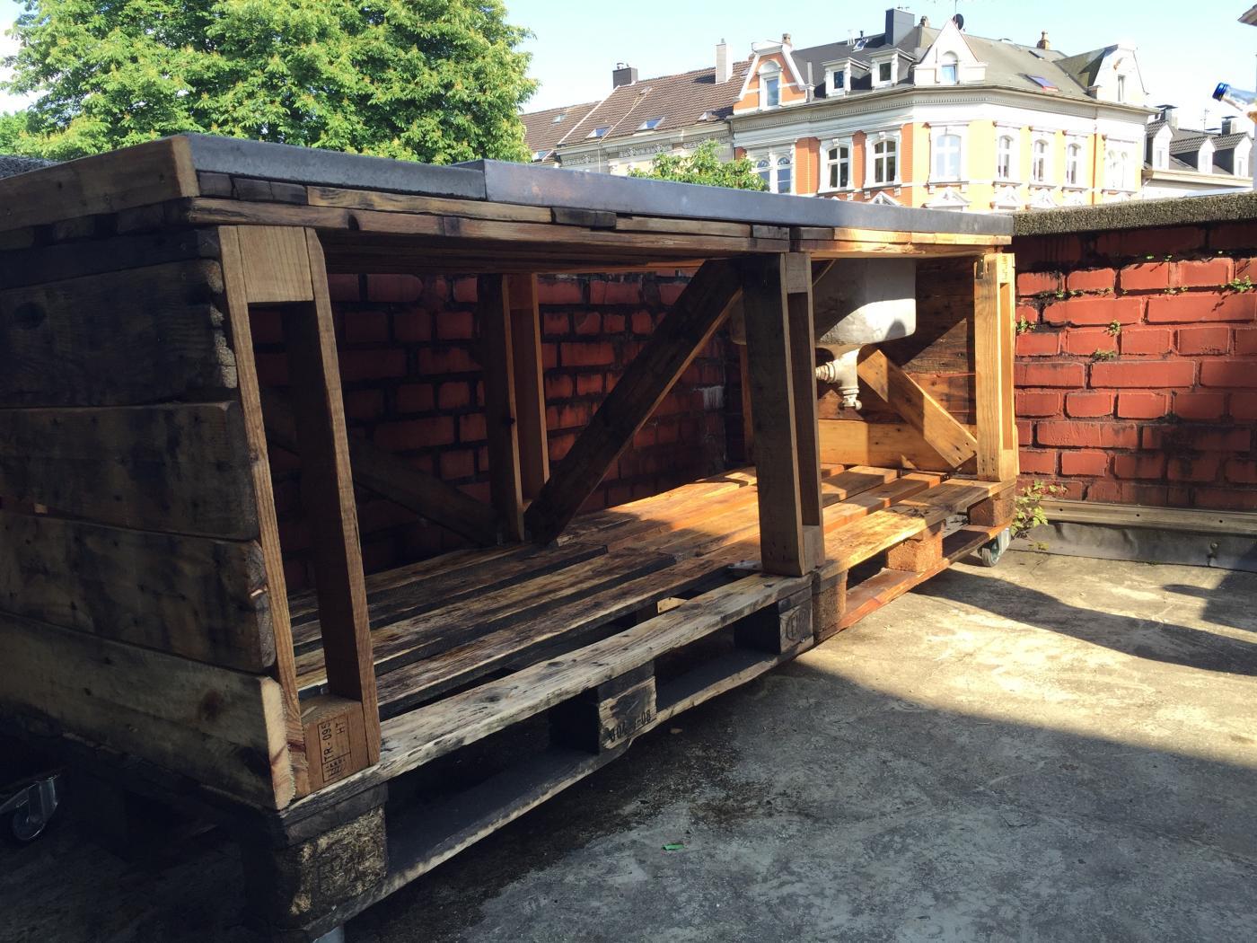 Paletten Workshop Utopiastadt Mobile Trassenkuche Palettenbett Und Palettenmobel Palettenbett Und Palettenmobel